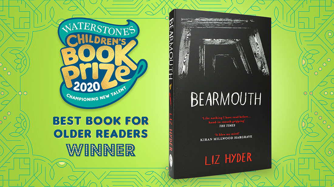 Winner of the Waterstones Children's Book Prize 2020 for Older Readers